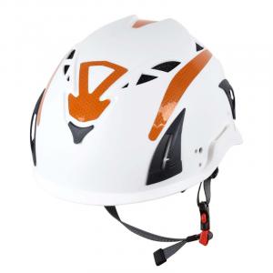 Tri-Force Aresta Safety Helmet - White